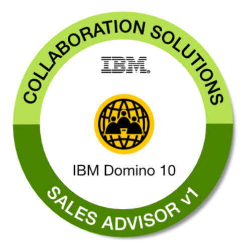 IBM Collaboration Solutions – Sales Advisor V1