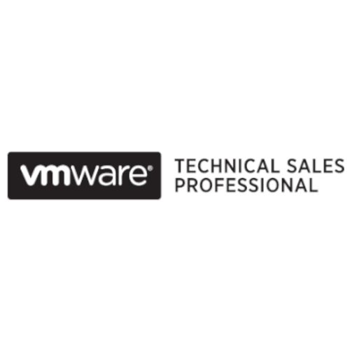 VCP – VTSP – VMware Technical Sales Professional